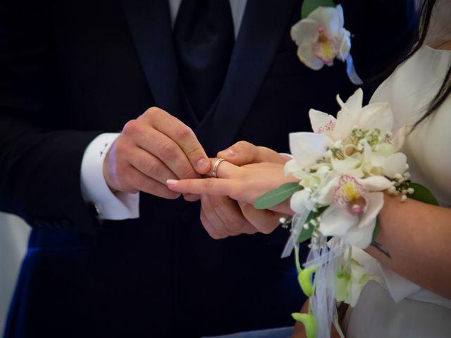 Il matrimonio di Alessandro e Elena a Santa Giustina in Colle, Padova 14
