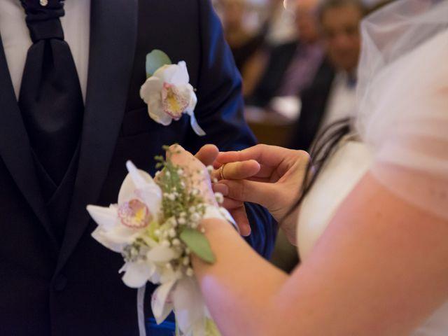 Il matrimonio di Alessandro e Elena a Santa Giustina in Colle, Padova 15