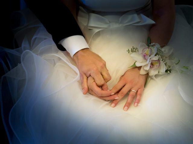 Il matrimonio di Alessandro e Elena a Santa Giustina in Colle, Padova 17