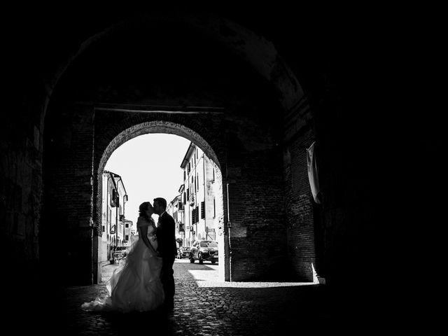 Il matrimonio di Alessandro e Elena a Santa Giustina in Colle, Padova 26