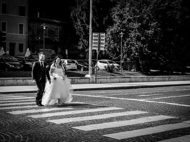 Il matrimonio di Alessandro e Elena a Santa Giustina in Colle, Padova 27