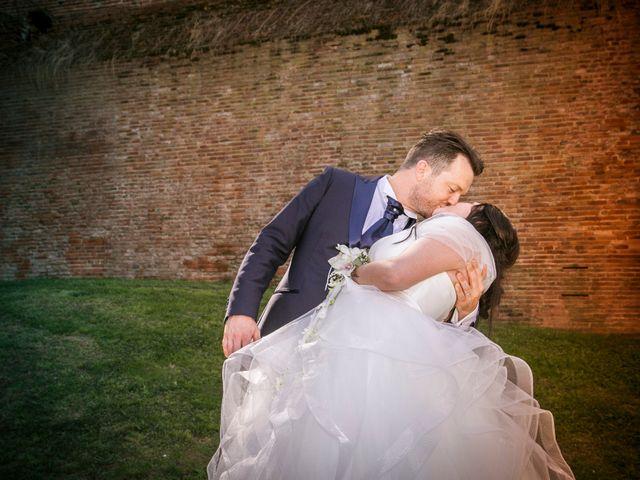 Il matrimonio di Alessandro e Elena a Santa Giustina in Colle, Padova 42