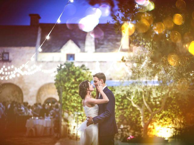Le nozze di Gianmarco e Marina