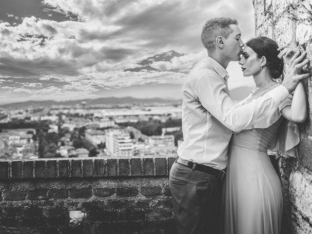 Il matrimonio di Ivan e Camilla a Ospitaletto, Brescia 2