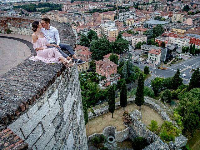 Il matrimonio di Ivan e Camilla a Ospitaletto, Brescia 3
