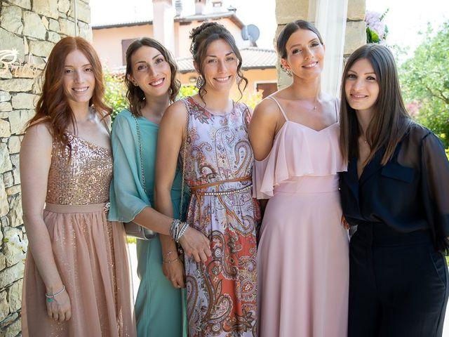 Il matrimonio di Ivan e Camilla a Ospitaletto, Brescia 35