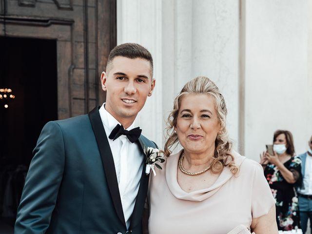 Il matrimonio di Ivan e Camilla a Ospitaletto, Brescia 54