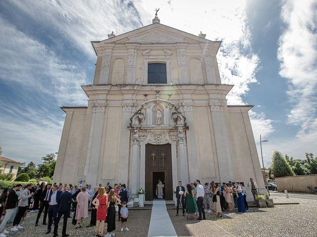 Il matrimonio di Ivan e Camilla a Ospitaletto, Brescia 62