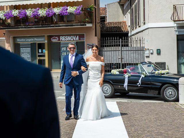 Il matrimonio di Ivan e Camilla a Ospitaletto, Brescia 66