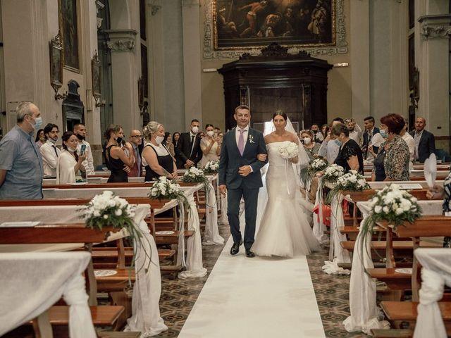 Il matrimonio di Ivan e Camilla a Ospitaletto, Brescia 70
