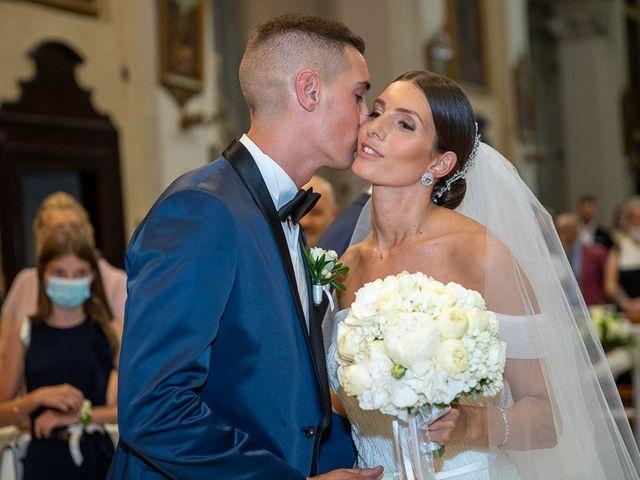 Il matrimonio di Ivan e Camilla a Ospitaletto, Brescia 71