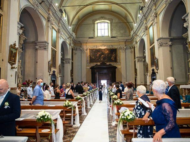 Il matrimonio di Ivan e Camilla a Ospitaletto, Brescia 73