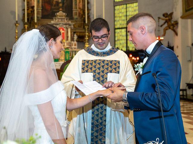 Il matrimonio di Ivan e Camilla a Ospitaletto, Brescia 78