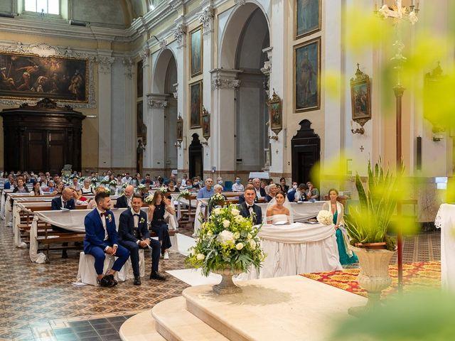 Il matrimonio di Ivan e Camilla a Ospitaletto, Brescia 82