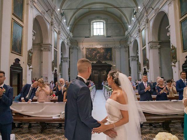 Il matrimonio di Ivan e Camilla a Ospitaletto, Brescia 86