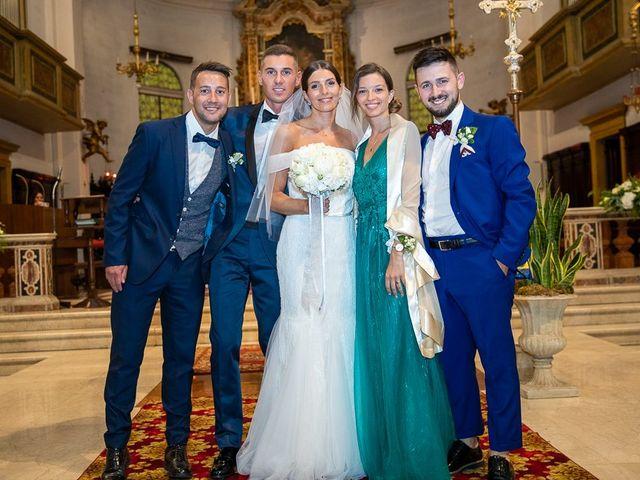 Il matrimonio di Ivan e Camilla a Ospitaletto, Brescia 90