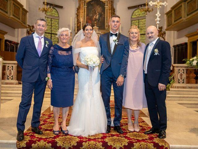 Il matrimonio di Ivan e Camilla a Ospitaletto, Brescia 92
