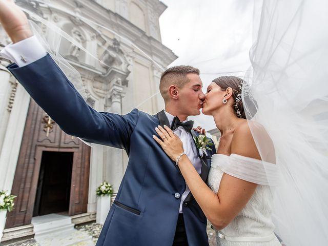 Il matrimonio di Ivan e Camilla a Ospitaletto, Brescia 95