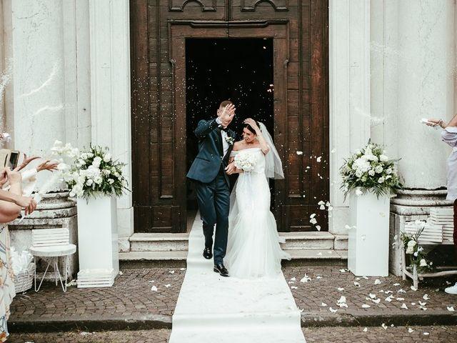 Il matrimonio di Ivan e Camilla a Ospitaletto, Brescia 97