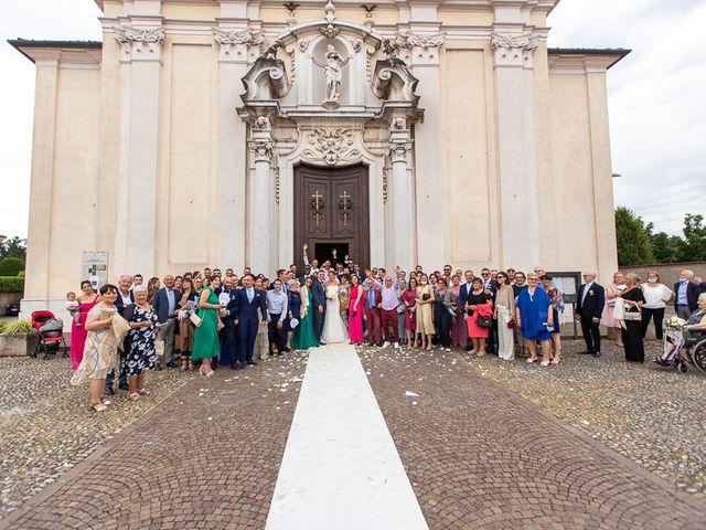 Il matrimonio di Ivan e Camilla a Ospitaletto, Brescia 99