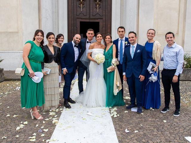 Il matrimonio di Ivan e Camilla a Ospitaletto, Brescia 101