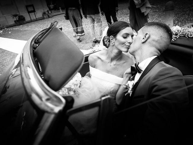 Il matrimonio di Ivan e Camilla a Ospitaletto, Brescia 102