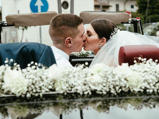 Il matrimonio di Ivan e Camilla a Ospitaletto, Brescia 104