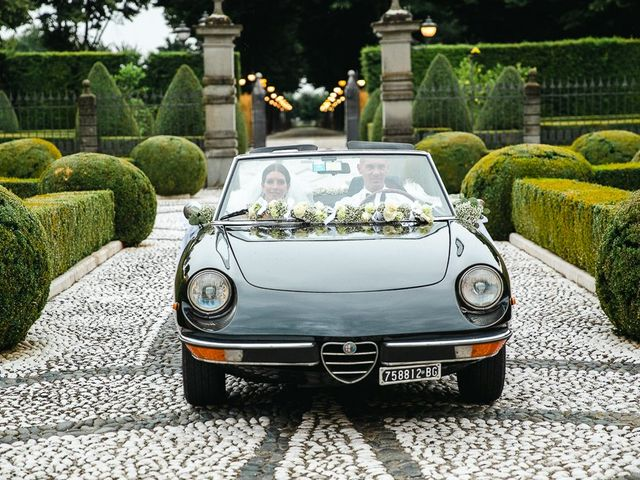 Il matrimonio di Ivan e Camilla a Ospitaletto, Brescia 105