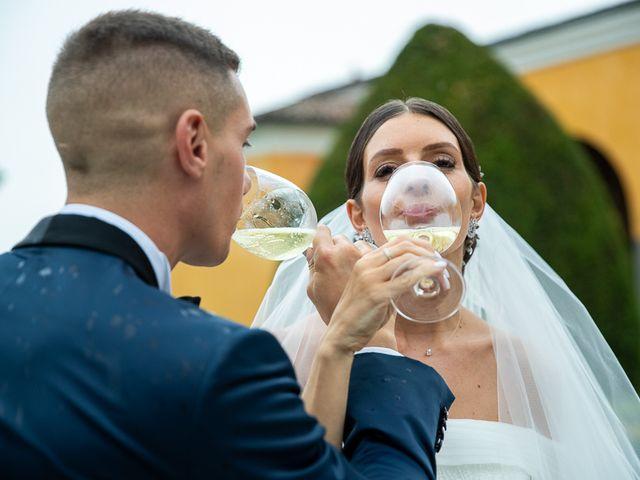 Il matrimonio di Ivan e Camilla a Ospitaletto, Brescia 106