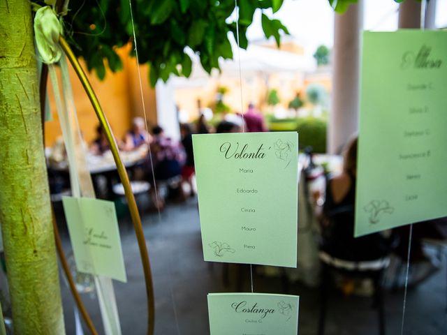Il matrimonio di Ivan e Camilla a Ospitaletto, Brescia 110