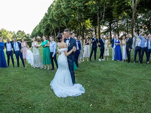 Il matrimonio di Ivan e Camilla a Ospitaletto, Brescia 183