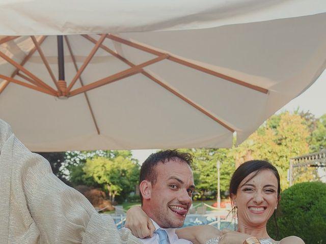 Il matrimonio di Ivan e Camilla a Ospitaletto, Brescia 156