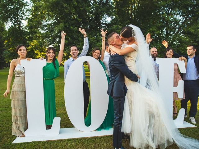 Il matrimonio di Ivan e Camilla a Ospitaletto, Brescia 165