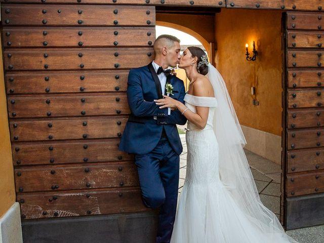 Il matrimonio di Ivan e Camilla a Ospitaletto, Brescia 167