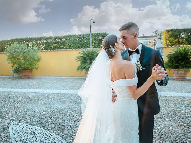 Il matrimonio di Ivan e Camilla a Ospitaletto, Brescia 164