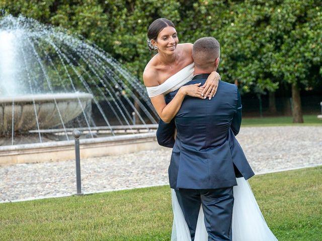 Il matrimonio di Ivan e Camilla a Ospitaletto, Brescia 173