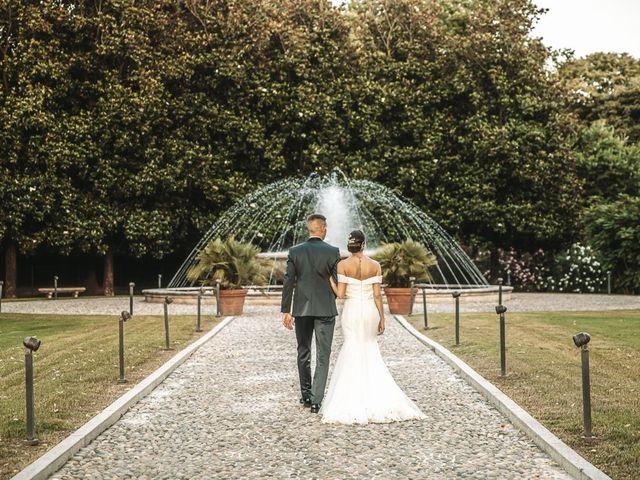 Il matrimonio di Ivan e Camilla a Ospitaletto, Brescia 176