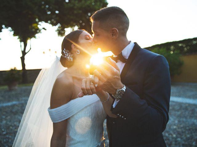 Il matrimonio di Ivan e Camilla a Ospitaletto, Brescia 181