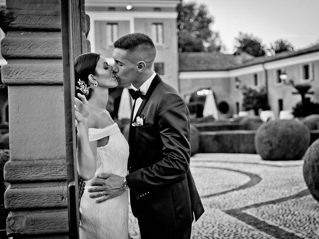 Il matrimonio di Ivan e Camilla a Ospitaletto, Brescia 190