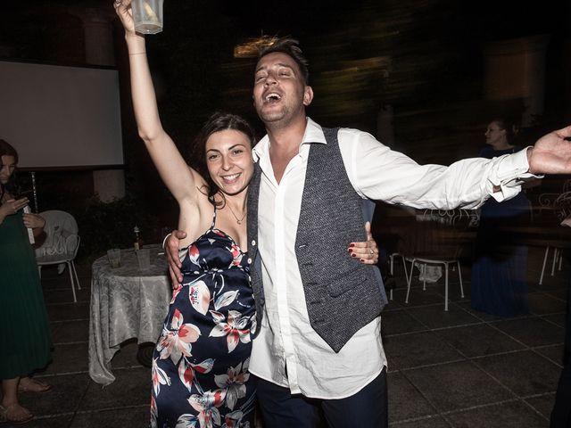 Il matrimonio di Ivan e Camilla a Ospitaletto, Brescia 242