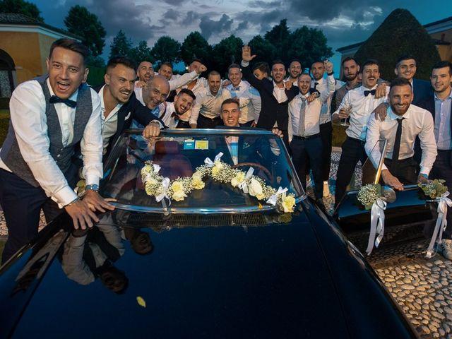 Il matrimonio di Ivan e Camilla a Ospitaletto, Brescia 248
