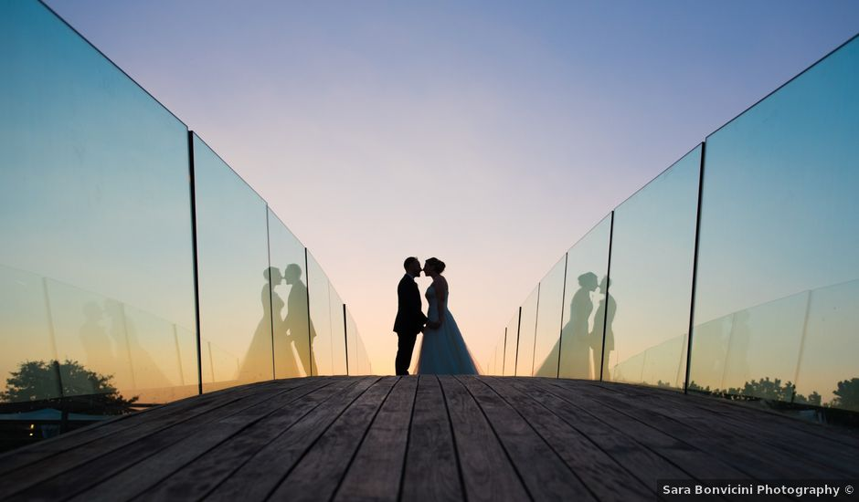 Il matrimonio di Fabiano e Martina a Rimini, Rimini