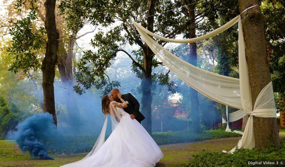 Il matrimonio di Antonio e Cora a Porto Tolle, Rovigo