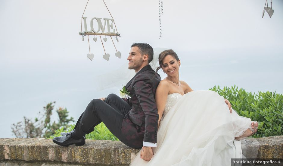 Il matrimonio di Simone e Marica a Gabicce Mare, Pesaro - Urbino