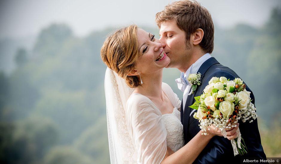 Il matrimonio di Damiano e Giulia a Villa d'Adda, Bergamo