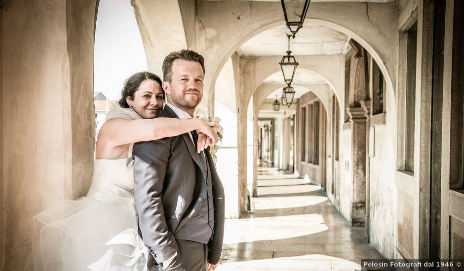 Il matrimonio di Alessandro e Elena a Santa Giustina in Colle, Padova