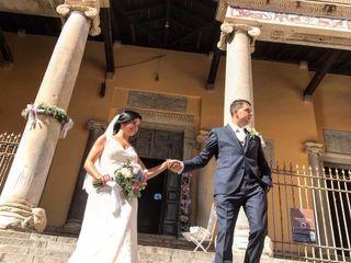 Le nozze di Giovanni e Rachele