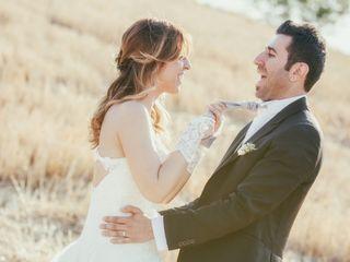 Le nozze di Stefania e Pietro
