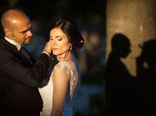 Le nozze di Tonia e Gianluigi