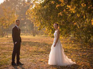 Le nozze di Clara e Simone